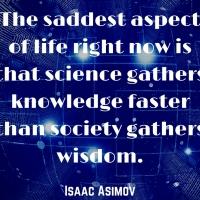 Knowledge Without Wisdom