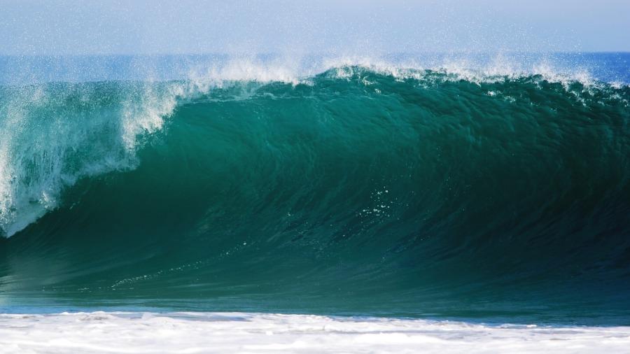 ocean tidal wave
